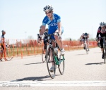 Emma Bast (Mount Holyoke College) finishes her collegiate cyclign career with a D2 Championship win.